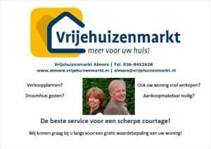 vrijehuizenmarkt